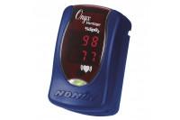 Nonin vingerpulseoximeter onyx vantage 9590 5,59x3,3x3,23cm blauw ref 9590 blue