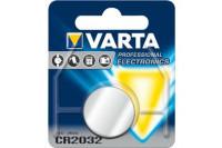 Varta batterij cr2032 dl2032