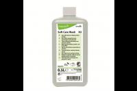 Diversey soft care wash h2 vloeibare zeep 500ml - vierkante fles zonder pompje 7516906