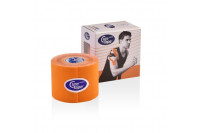 Curetape sports kinesiotape 5mx5cm oranje 2101