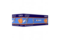 Klinion personal protection sensitive onderzoekshandschoen lang nitrile poedervrij s indigo 102484