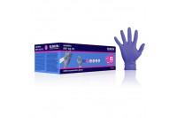 Klinion personal protection sensitive onderzoekshandschoen nitrile poedervrij xs indigo 102470