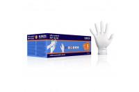 Klinion personal protection ultra comfort onderzoekshandschoen nitrile poedervrij s wit 102602