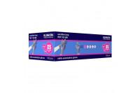 Klinion personal protection sensitive onderzoekshandschoen lang nitrile poedervrij xs indigo 102488