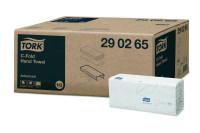 Tork papieren handdoek advanced 2-laags c-vouw 31x24,8cm h3 wit 290265
