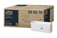 Tork papieren handdoek advanced 2-laags c-vouw 49,6x25cm h3 290276