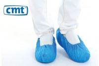 Cmt schoenovertrek cpe geruwd schoenmaat 36-46 40my blauw 786