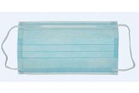 Firstdoc chirurgisch masker iir nw 3 lagen met elastieken oorlussen blauw yd-wka