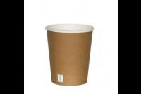Koffiebeker fsc karton kraft 250ml ref. 638