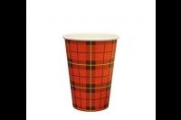 Koffiebeker scotty schotse ruit 180 cc/180ml ref.1
