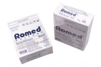 Romed scalpelmes zonder heft nr23 blade23 steriel