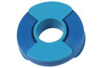 Merktape 7.6mx6.5mm blauw 01.4002