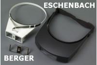 Berger lens voorhoofdsloupe