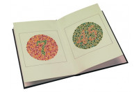 Kleurblindheidboek met 14 platen