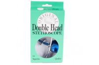 Stethoscoop dubbelzijdig blauw g5 0054