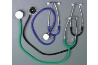 Stethoscoop dubbelzijdig groen g5 0055