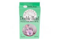 Stethoscoop dubbelzijdig roze g5 0058