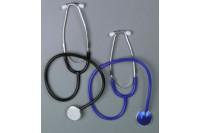Stethoscoop enkelzijdig blauw g50084
