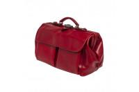 Mutsaers praktijktas citybag leer l rood 44x22x28cm 452 rood