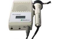 Hadeco doppler es-100v2 2mhz waterproof t2m25n8cw probe es 100vz 2m/dr