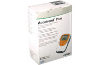 Roche bloedwaardenmeter accutrend plus chol gluc lact 505049916