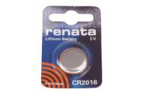 Batterij cr2016 cr 2016