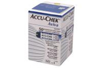 Accu-chek aviva teststrips bloedglucose 50st 06453970054