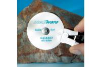 Mediware ecg electrode gelelektrode voor drukknop diameter 5cm h5 0306
