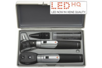 Heine diagnostische set mini 3000 led fo otoscoop ophthalmsoop compleet d-886.11.021