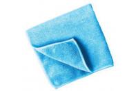 Praxis microvezeldoekdoek tbv onderzoekbanken blauw 40x40cm mdoekbl