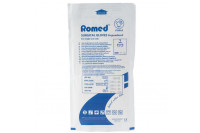 Romed operatiehandschoen 7,5 latex gepoederd opst-075 steriel