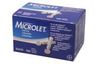 Lancet an microlet per 100st steriel 82224638