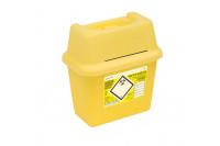 Sharpsafe naaldencontainer 3 liter geel sha-41455770