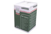 Klinion nw compres nonwoven kompres 7.5x7.5cm 4 lagen 100 st 175024