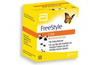Freestyle lite teststrips 50 stuks 70812