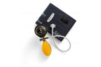 Welch allyn bloeddrukmeter ds55 flexiport compleet geel ds-5561-169