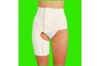 Tubigrip hip-spica compressief heupverband omtrek bovenbeen 80 cm. heup 110-135 cm l huidskleur ref 1491-02