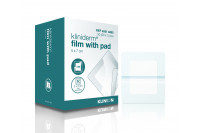 Klinion advanced kliniderm film with pad 5x7.20cm 40514860 steriel